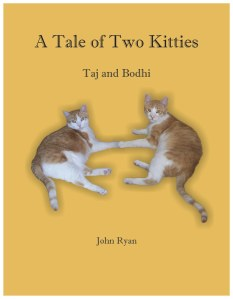 A Tale of Tow Kitties -- Earth Dr Reese Halter